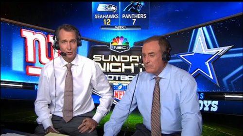 Al Michaels - NFL on NBC Commentator - Sunday Night Football (15)