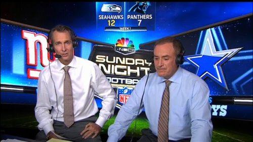 Al Michaels - NFL on NBC Commentator - Sunday Night Football (16)