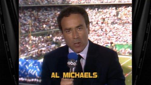 Al Michaels - NFL on NBC Commentator - Sunday Night Football (8)