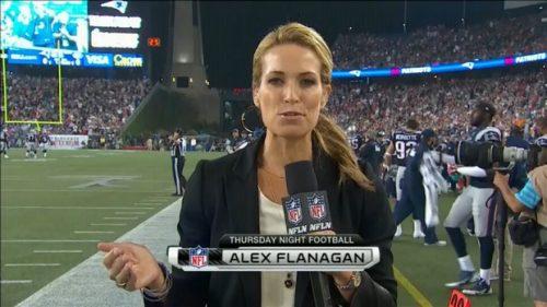 Alex Flanagan - NFL Presenter (6)