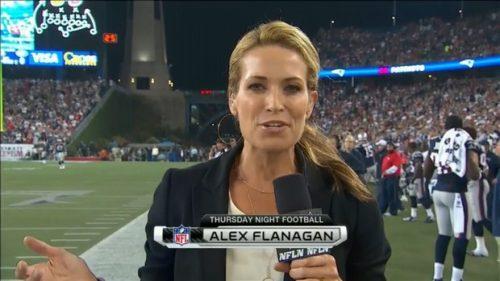 Alex Flanagan - NFL Presenter (7)