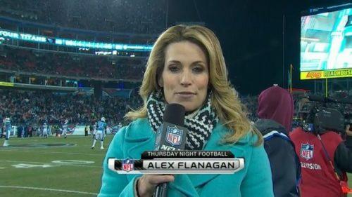 Alex Flanagan - NFL Presenter (8)