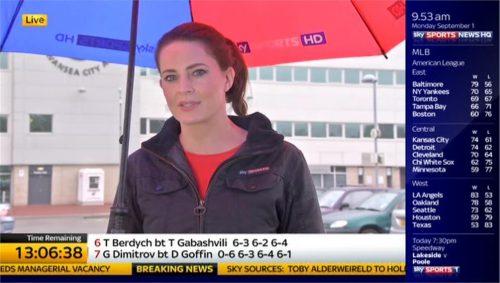 Amy Lewis - Sky Sports News HQ (1)