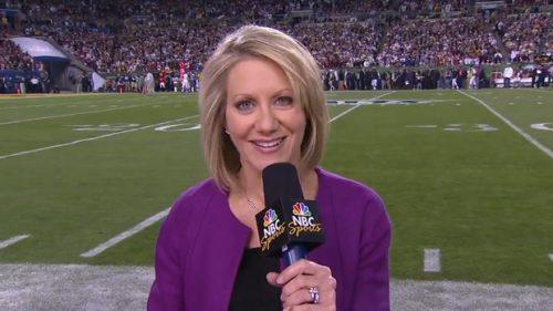 Andrea Kremer - NFL on NBC - Sildeline Reporter (2)