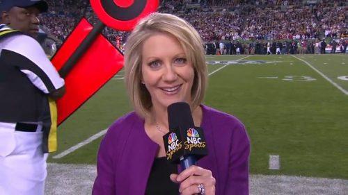 Andrea Kremer - NFL on NBC - Sildeline Reporter (3)