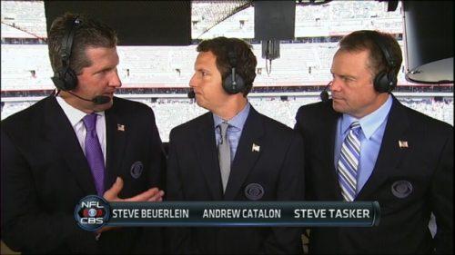 Andrew Catalon - NFL on CBS Commentator (2)
