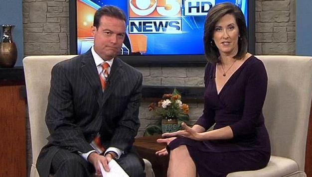 WCIA-TV presenter Dave Benton has six months to live