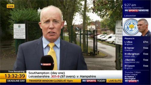 David Craig - Sky Sports News HQ (2)