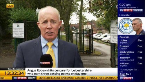 David Craig - Sky Sports News HQ (3)