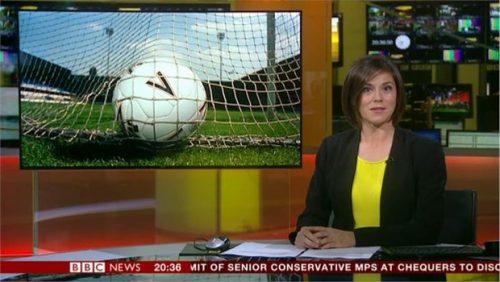 Eilidh Barbour - BBC News Sports Presenter (3)