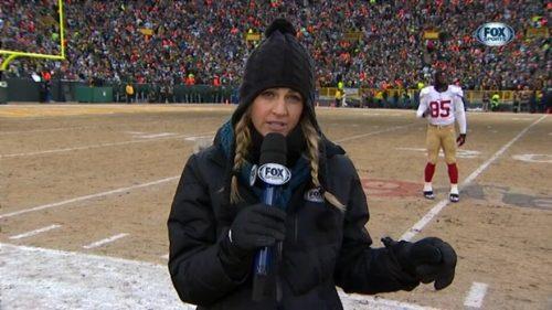 Erin Andrews - NFL on Fox - Sideline Reporter (5)