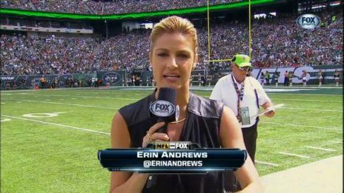 Erin Andrews - NFL on Fox - Sideline Reporter (6)