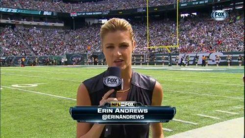 Erin Andrews - NFL on Fox - Sideline Reporter (7)