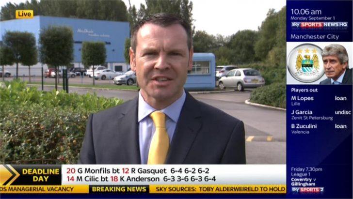 Fraser Dainton - Sky Sports News HQ (4)