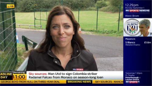 Gail Davis - Sky Sports News HQ (1)