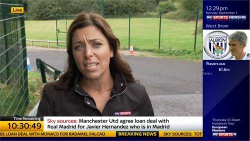 Gail Davis - Sky Sports News HQ (2)