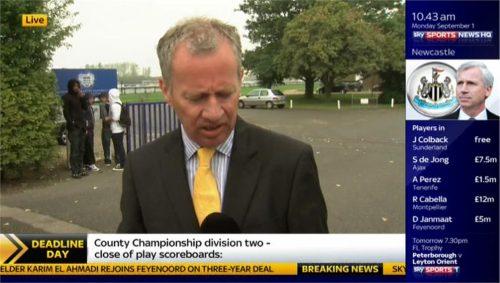 Gary Cotterill - Sky Sports News HQ (1)