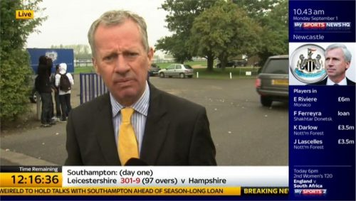 Gary Cotterill - Sky Sports News HQ (3)