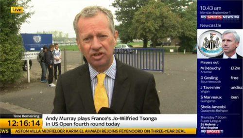 Gary Cotterill - Sky Sports News HQ (4)