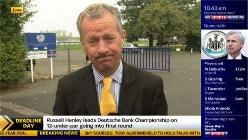 Gary Cotterill - Sky Sports News HQ (5)
