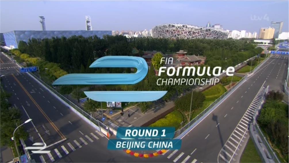 ITV Sport Formula E Presentation