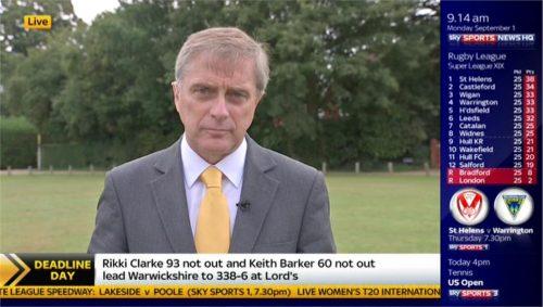 Ian Bolton - Sky Sports News HQ (2)