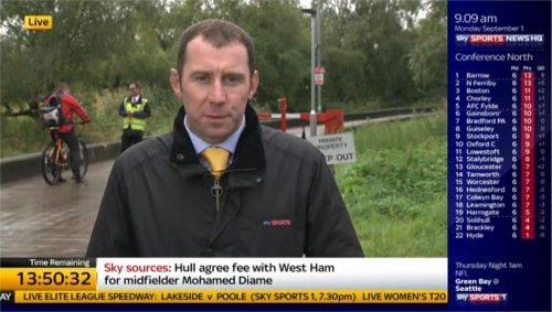 James Cooper - Sky Sports News HQ (3)