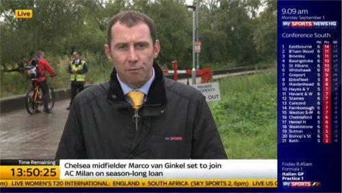 James Cooper - Sky Sports News HQ (4)
