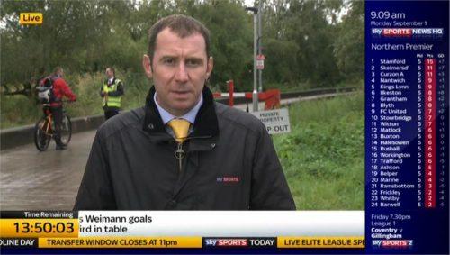 James Cooper - Sky Sports News HQ (5)