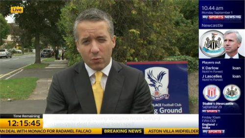 Kaveh Solhekol - Sky Sports News HQ (2)