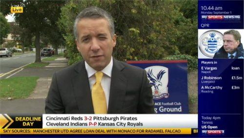Kaveh Solhekol - Sky Sports News HQ (3)