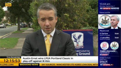 Kaveh Solhekol - Sky Sports News HQ (5)