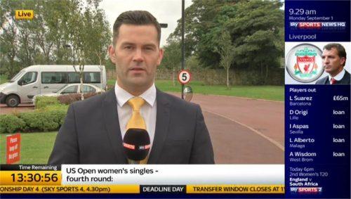 Keith Downie - Sky Sports News HQ (2)