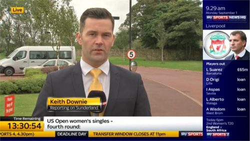 Keith Downie - Sky Sports News HQ (3)