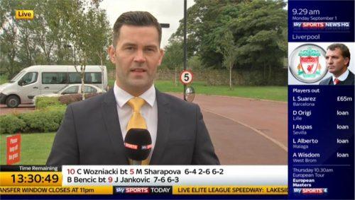 Keith Downie - Sky Sports News HQ (4)