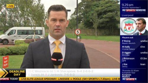 Keith Downie - Sky Sports News HQ (5)