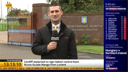 Mark McAdam - Sky Sports News HQ (5)