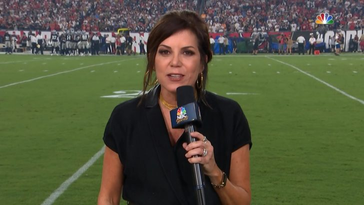 Michele Tafoya - NBC (1)