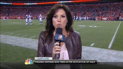 Michele Tafoya - NFL on NBC Sports - Sideline Reporter (9)