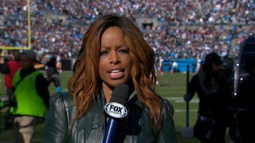 Pam Oliver - NFL on FOX - Sideline Reporter (1)