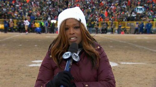 Pam Oliver - NFL on FOX - Sideline Reporter (2)