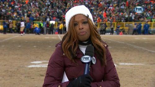 Pam Oliver - NFL on FOX - Sideline Reporter (3)