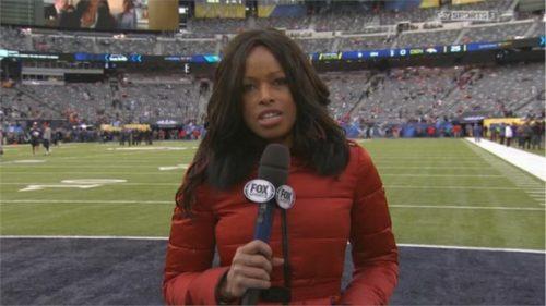 Pam Oliver - NFL on FOX - Sideline Reporter (5)