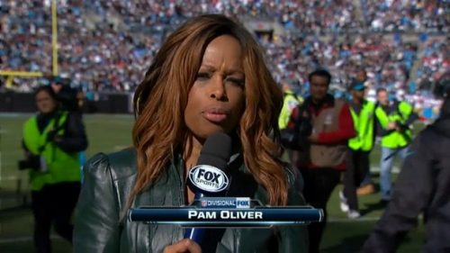 Pam Oliver - NFL on FOX - Sideline Reporter (8)