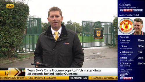 Richard Graves - Sky Sports News HQ (4)