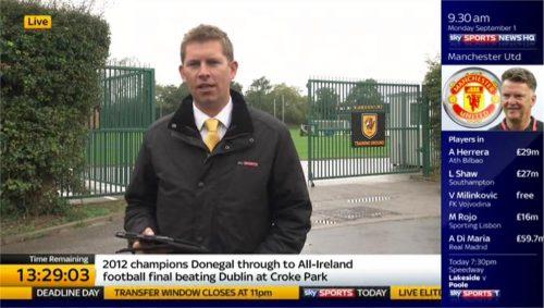 Richard Graves - Sky Sports News HQ (5)