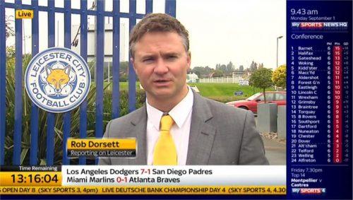 Rob Dorsett - Sky Sports News HQ (1)