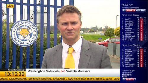 Rob Dorsett - Sky Sports News HQ (5)