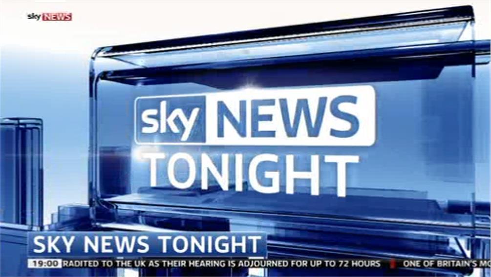 Sky News Tonight 2014 Presentation