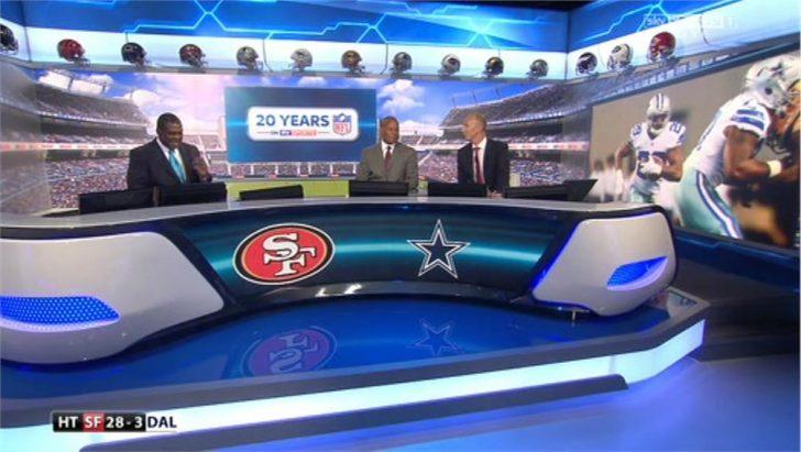 Sky Sports 1 Live NFL 49ers @ Cowboys 09-07 23-06-30